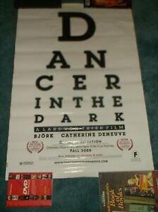 DANCER IN THE DARK(2000)LARS VAN TRIER ORIGINAL ADVANCE  ONE SHEET POSTER