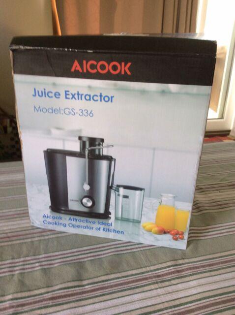 Juicer, Aicok Juice Extractor model GS