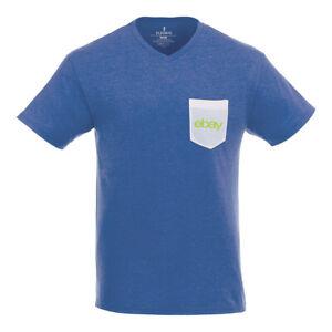 Unisex Monroe Pocket T-shirt