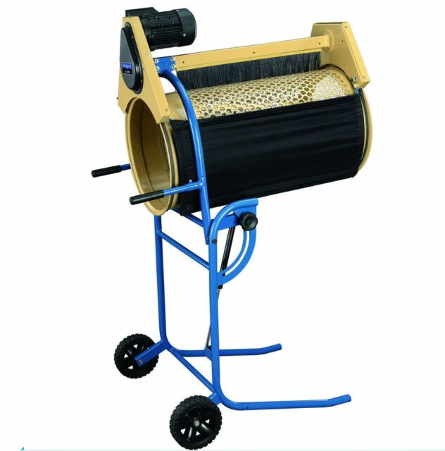 New Scheppach Rs350 Compact Garden Rotary Electric Soil Sieve