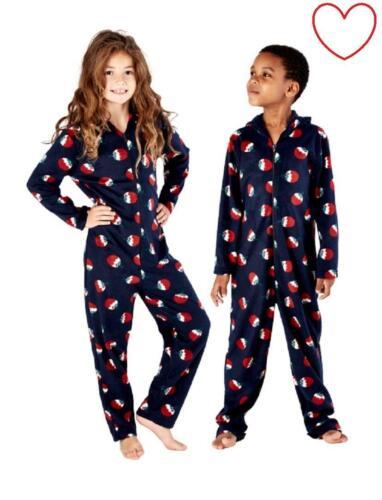 Novelty Unisex Christmas Xmas Pudding Kids 1Onesie