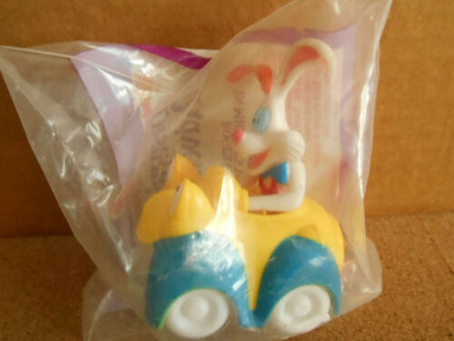 Mcdonalds HAPPY MEAL 1994 #5 Roger Rabbit Em Mickey/'s Toontown Viewer Brinquedo Novo