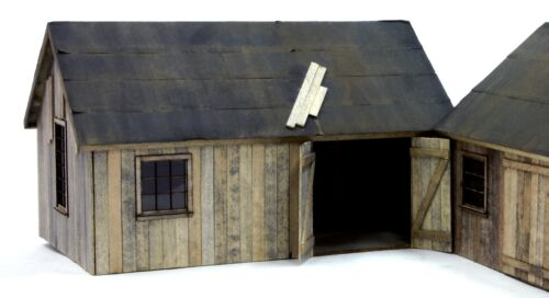 O SCALE On3On30 BANTA MODEL WORKS #6126 Blacksmith Shop AnnexBarn..