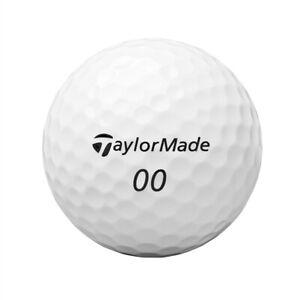 "1 DOZEN 2019  TaylorMade ""Project S""! MINT Condition Golf Balls AAAAA+"