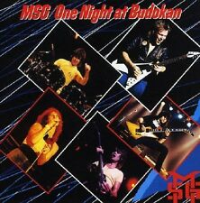 The Michael Schenker Group One Night At Budokan Live 2-CD NEW SEALED Remastered