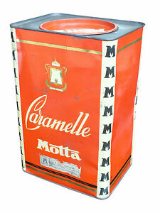 Motta-grande-scatola-latta-vintage