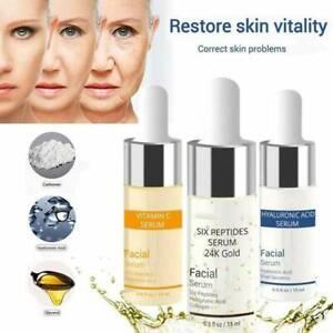 Vitamin-C-Hyaluronic-Acid-Serum-Anti-Aging-Wrinkle-Moisturizing-Essence-Oil-UK
