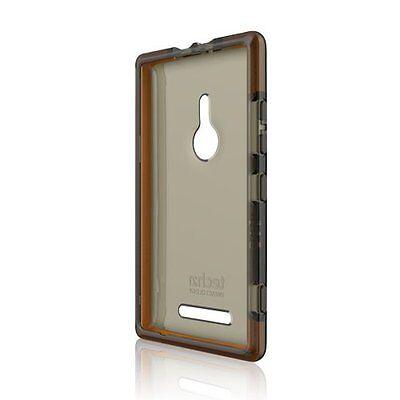 Nokia Lumia 925 Tech21 T21-3112 Impact Shell Case Cover with D3O | Smokey