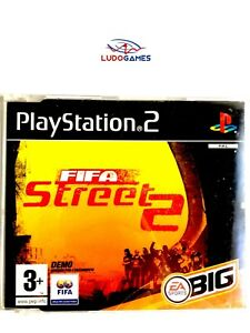 Fifa-Street-2-Demo-EUR-PS2-Playstation-Videogame-Videojuego-Completo-Mint-State
