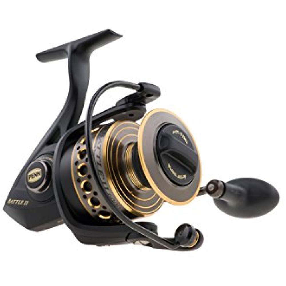 Penn 1338215 Reels Battle II 1000 Spinning Fishing Sports   Outdoors