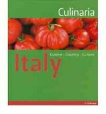Culinaria Italy (Relaunch): Country. Cuisine. Culture., Good Books
