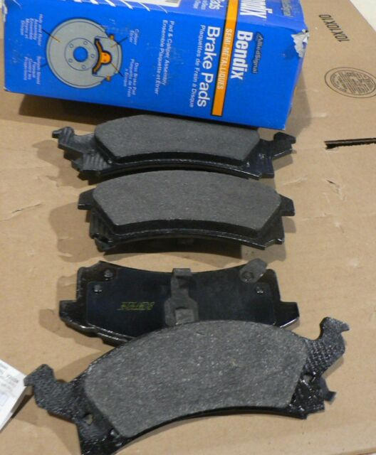 NOS OEM GM 18005604 Ac Delco 171-258 FRONT Disc Brake Pads 1978-1981 Buick Chevy