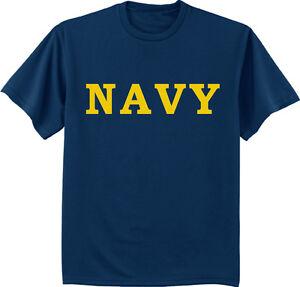 big and tall t-shirt for men US Navy design usn tall tee tshirt