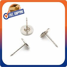 500 Flathead Pins For Security Tags Checkpoint Compatible Eas Loss Prevention