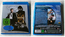 James Bond - Casino Royale .. 2007 Blu-ray TOP