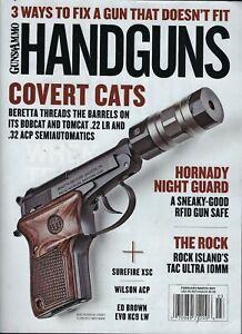 Guns & Ammo  Handguns   February / March 2021