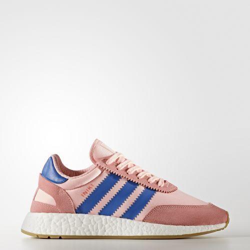 Adidas BA9999 Men INIKI Running shoes red blue brown sneakers