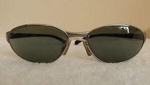 2a711f0483031 Vintage Ray Ban Bausch   Lomb B L Ray-Ban Stylish Solid Sunglasses ...
