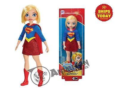Dc Super Hero Girls Cartoon Network Supergirl 10 5 Action Figure