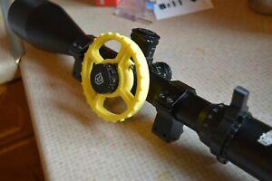 3d Imprimé Fusil Parallaxe Roue Ou Levier Pour Nikko Stirling Targetmaster-afficher Le Titre D'origine