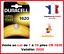 miniatuur 6 - Piles CR-2032  DURACELL / Autre modèle: CR-1220-1616-1620-2016-2025-2430-2450