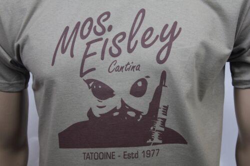 1977 Mos Eisley Cantina inspired mens film t-shirt Star Wars