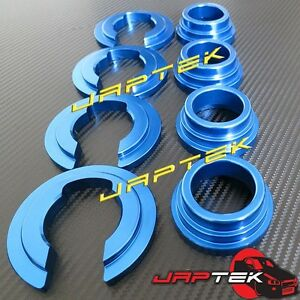 Solid-Aluminium-Subframe-Collars-Bushes-for-Nissan-Skyline-300zx-R32-R33-R34-Z32