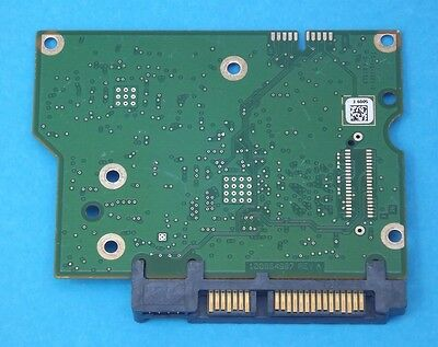 ST3000DM001 ST2000DM001 HDD PCB hard drive circuit board No. 100717520 REV B
