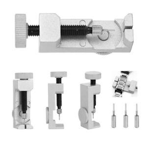 Metall-Uhr-Band-Armband-Glieder-Uhrstift-Entferner-Reparatur-Werkzeug-Abbau-New