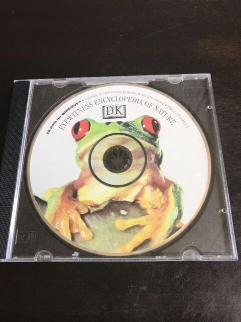Eyewitness Encyclopedia of Nature CD-ROM (Version 1.0--win), DK Publishing