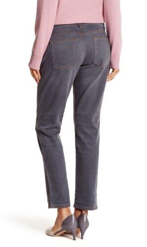 Skinny Sz Denim Wash 118 14 Slim Nwt Eileen Organic Jeans Fisher Stretch Grå tfxqw