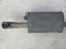 95-98 HONDA ODYSSEY 96-99 ISUZU OASIS EXHAUST MUFFLER MINOR DENTS OEM