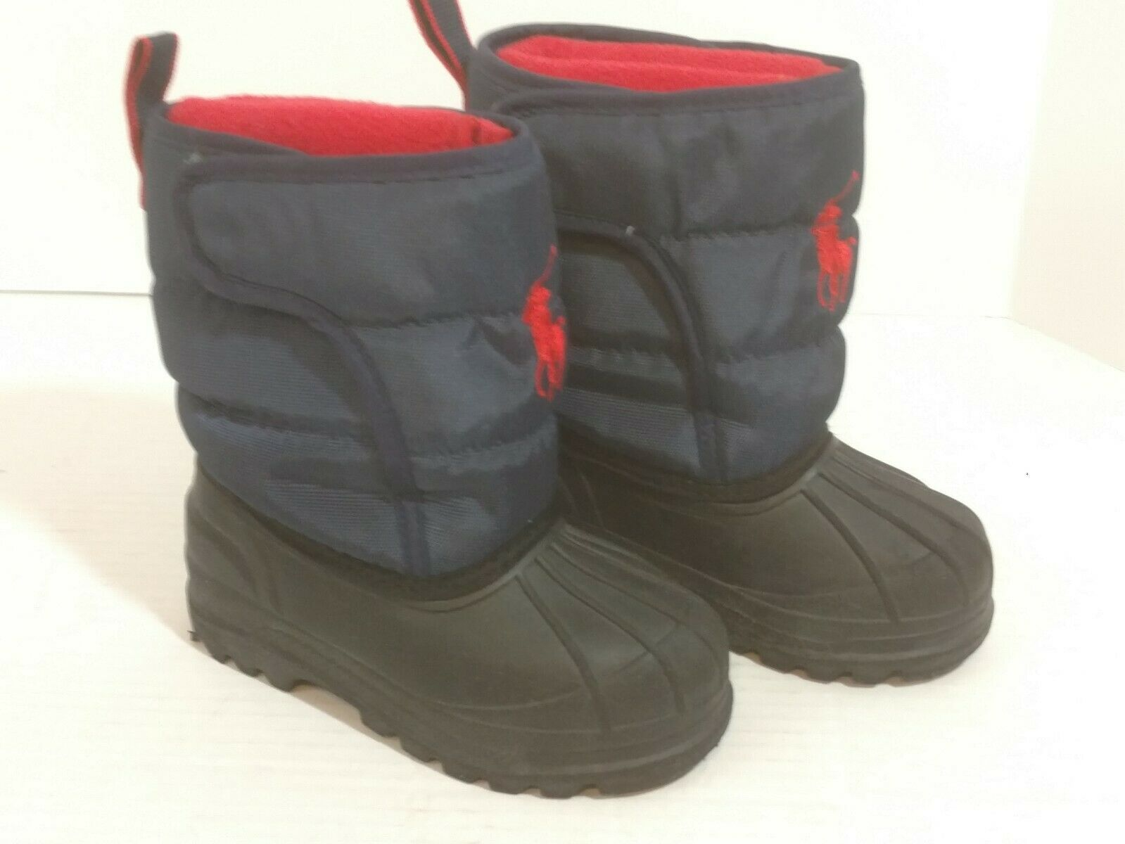 Ska-Doo Cold Weather Snow Boot 1319 Winter Prints Size 7