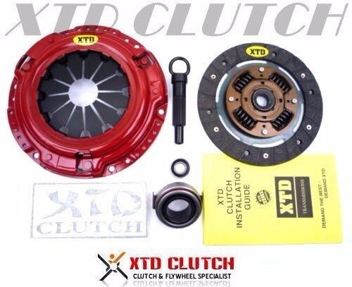 XTD STAGE 1 CLUTCH KIT 90-91 CIVIC CRX D15 D16 DX LX EX SI