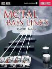 Metal Bass Lines by David Marvuglio (Mixed media product, 2015)