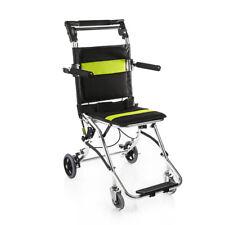 Yuwell Portable Folding Travel Ultra Lightweight Wheelchair Only 15lbs
