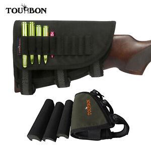 Tourbon-Adjustable-Cheek-Rest-Ruger-American-Rifle-Stock-Ammo-Holder-3-Cheek-Pad