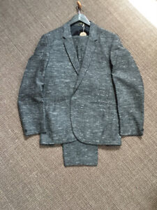 Super-Rare-Vintage-1980s-Johnsons-The-Modern-Outfitters-Rockabilly-Style-Suit