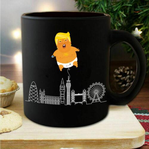 Anti Trump Coffee Mug Funny Angry Trump Mug gift Baby Trump Balloon Mug