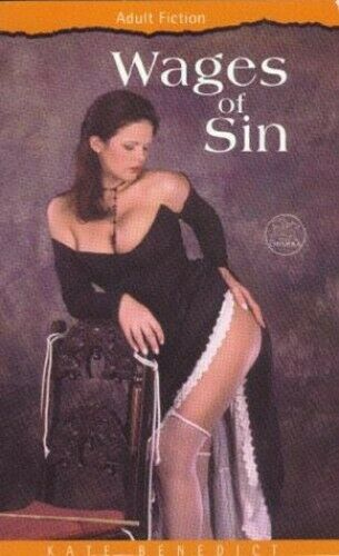 Wages of Sin by Benedict, Kate Paperback Book The Fast Free Shipping