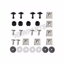 Audi S4 A4 Quattro Engine Protection Pan Hardware Install Kit 27 Piece New