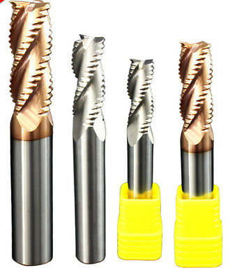VHM R3 Ball Nose End Mill 2Flute Milling Cutter TiAIN Coat CNC Tool 6*50mm 1pcs