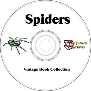 Spiders-Vintage-Book-Collection-on-CD