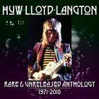 Rare & Unreleased Anthology 1971-2012 by Huw Lloyd-Langton (CD, Nov-2012, 2 Discs, Cleopatra)