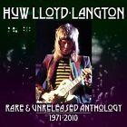 Rare & Unreleased Anthology 1971-2012 by Huw Lloyd-Langton (CD, Nov-2012, 2 Discs, Cleopatra)