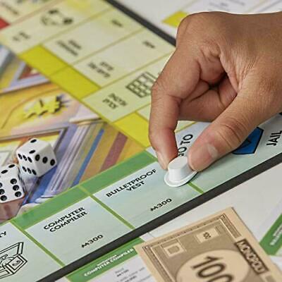 Colore Multicolore Ms Hasbro Monopoly Monopoly Gioco in Scatola E8424103