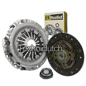 BORG /& BECK CLUTCH KIT 3 IN 1 FOR KIA HATCHBACK RIO 1.3 63 86