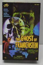 "Ghost of Frankenstein MONSTER Chaney 1/6 12"" action figure Sideshow 2001 NIP"