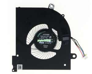 Details about New MSI GS65 GS65 Stealth GS65VR MS-16Q2 Laptop CPU Cooling  Fan 16Q2-CPU-CW