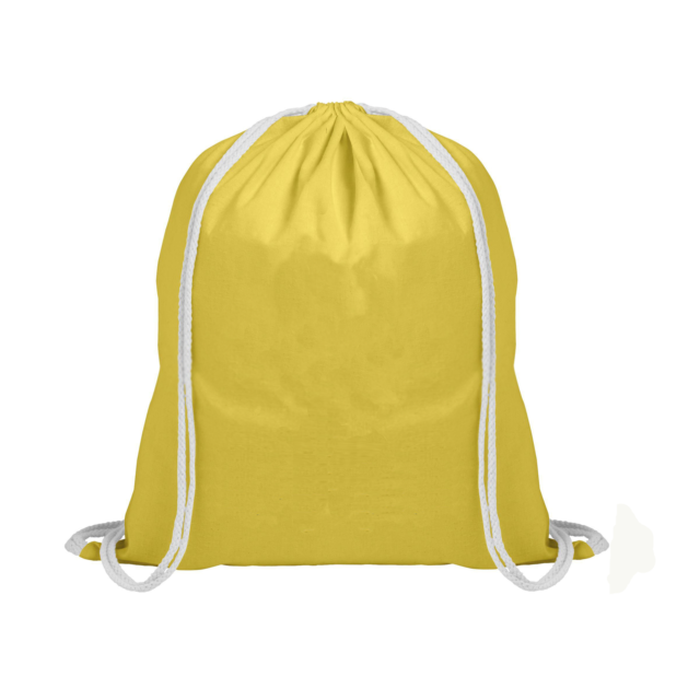 100 Cotton Plain Drawstring Bag Kids Sport PE Gym Laundry Storage ... bc85d442e001a